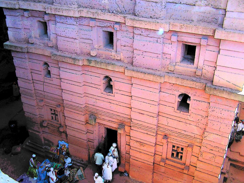 visitare Lalibela e i suoi luoghi sacri