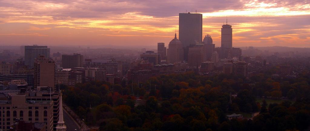 negli Usa con bambini: visitare Boston