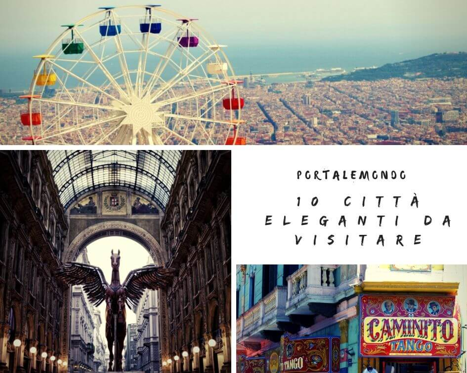 città eleganti da visitare