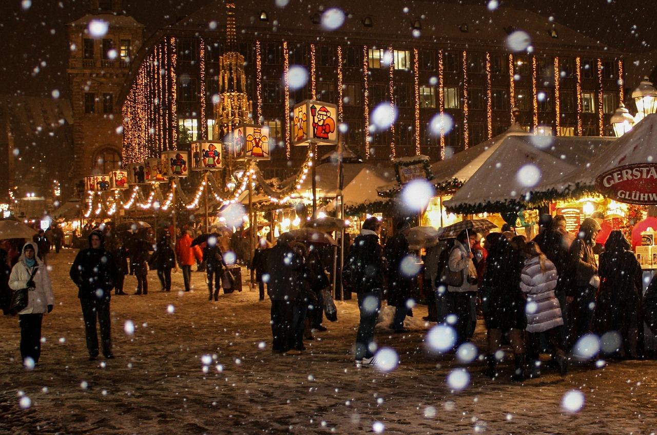 i migliori mercatini di Natale per un week end romantico