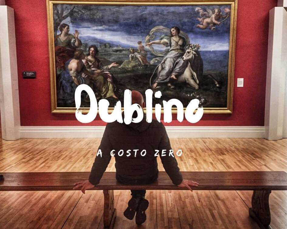 Visitare Dublino a costo zero