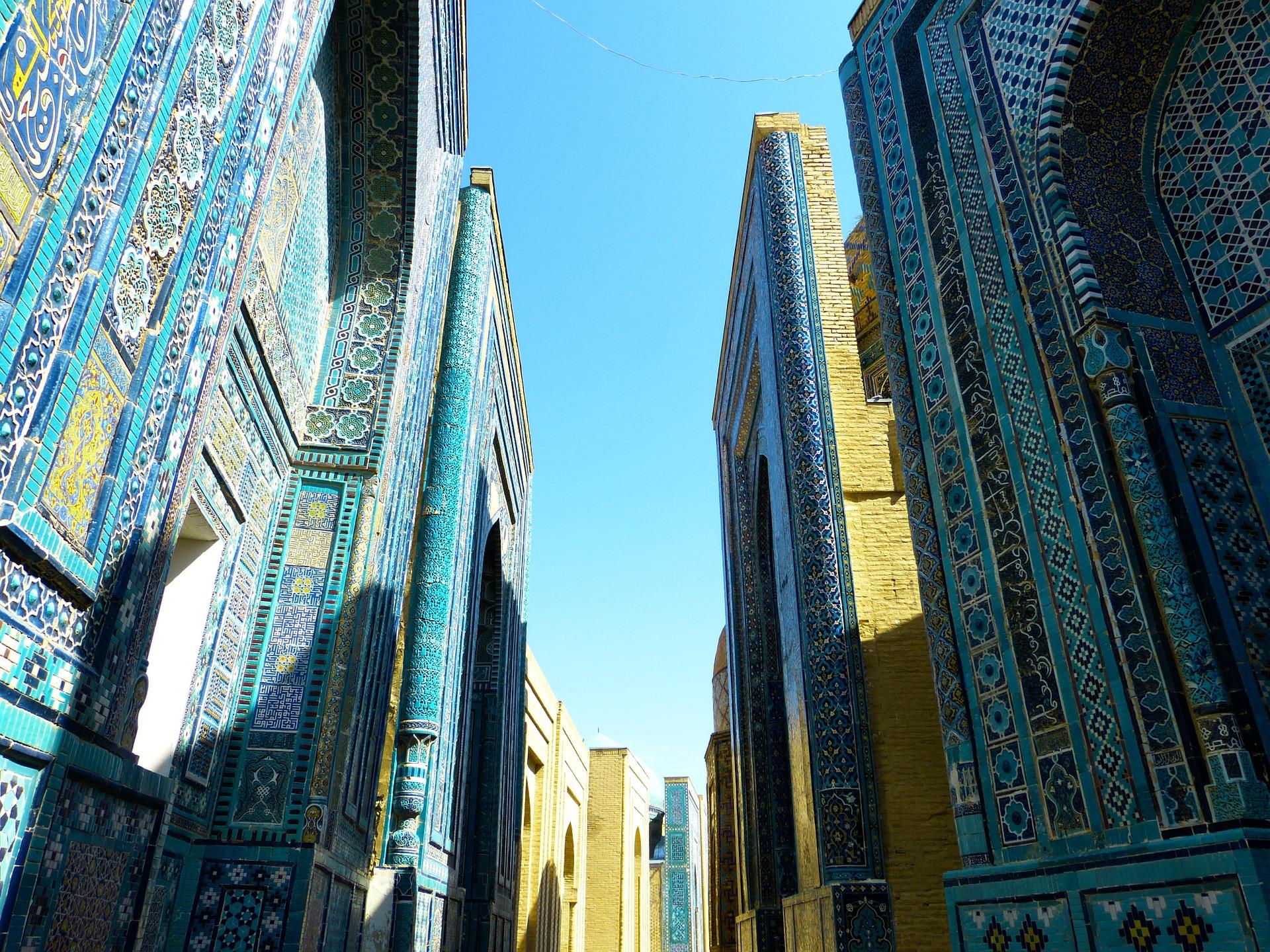 itinerari Asia Centrale Uzbekistan