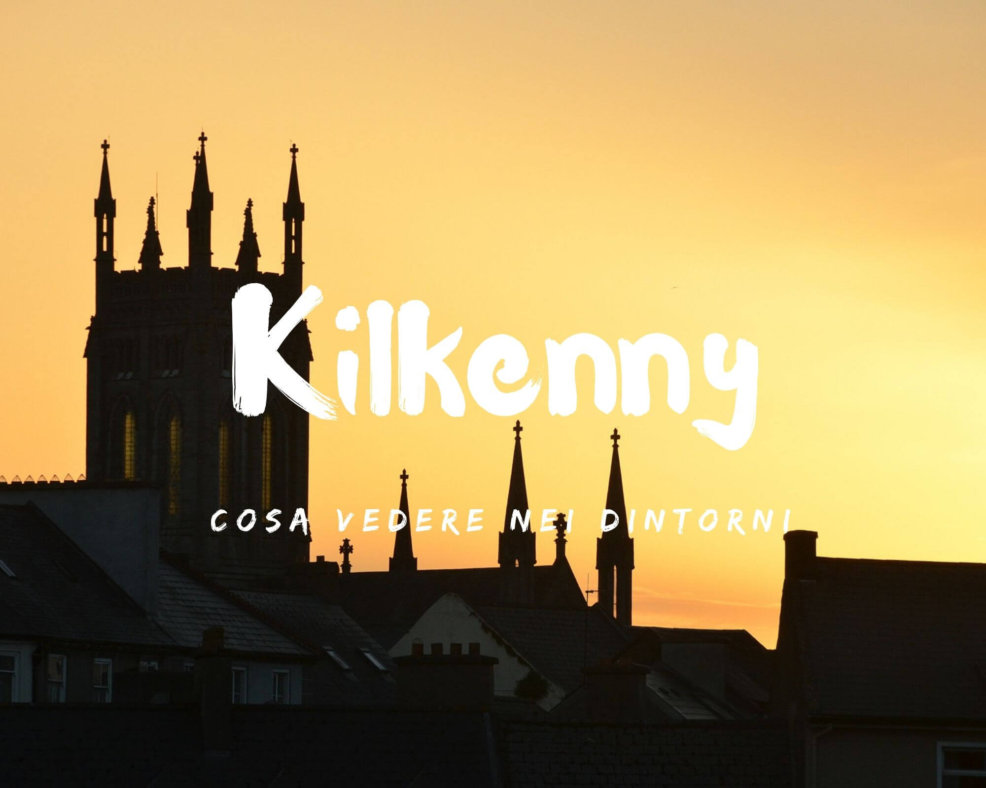 Visitare Kilkenny e dintorni