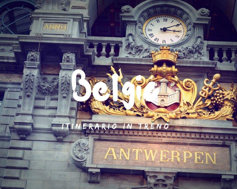 Tour in treno in Belgio