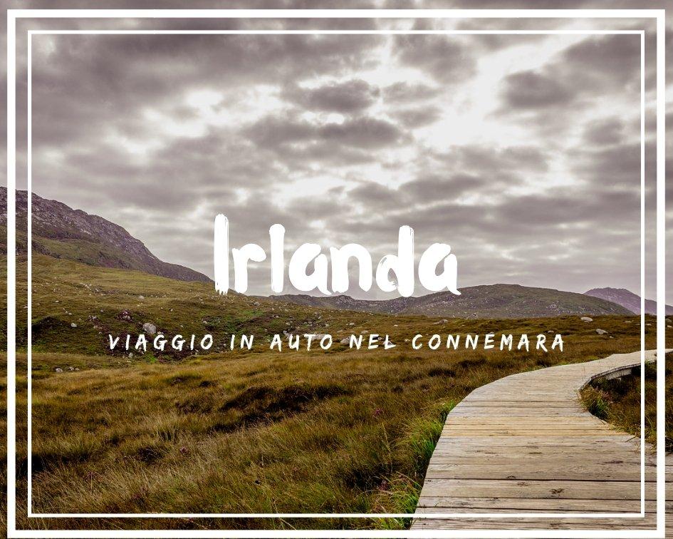 In auto in Irlanda quattro giorni nel Connemara