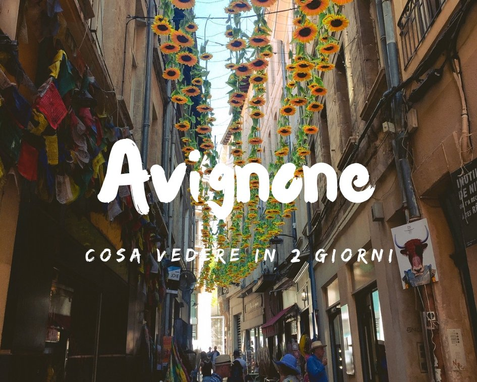 cosa vedere ad Avignone in due giorni
