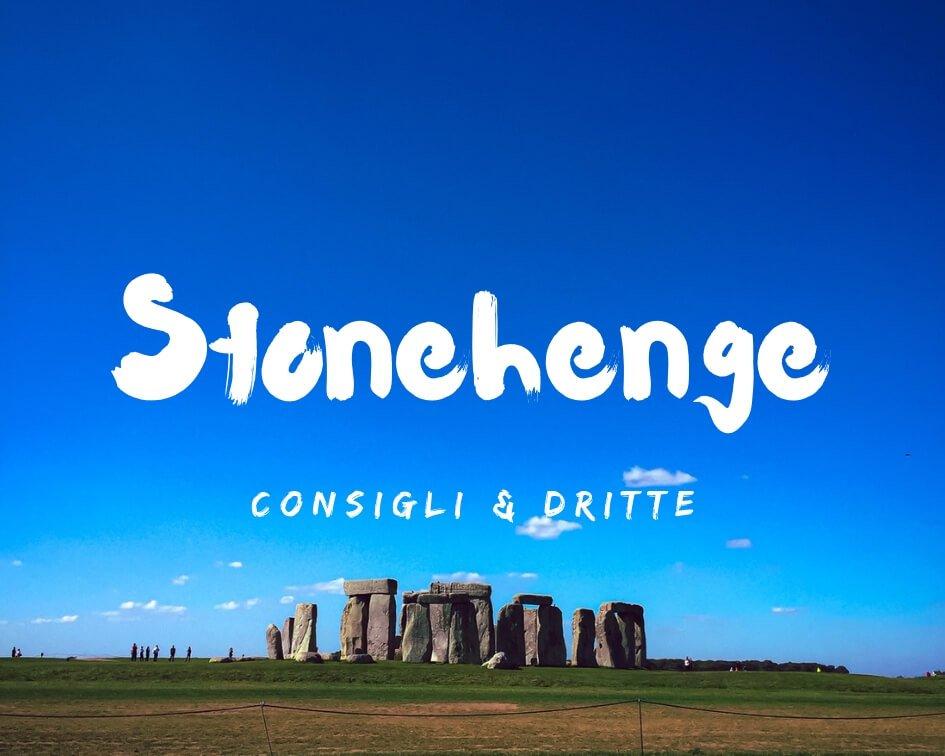 Visitare Stonehenge e Salisbury